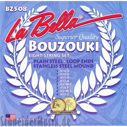 Bouzouki Set - Buzuki Teli Set