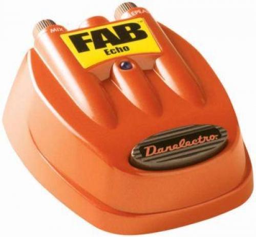 D4 FAB - Slap Echo FX Pedal