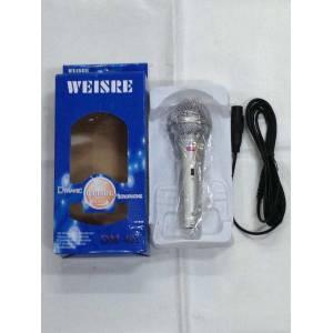 WM401 - Kablolu El Mikrofonu