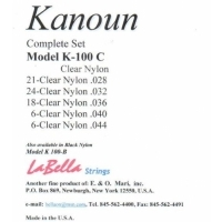 K100 Kanoun - Kanun Teli Set