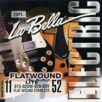 Flatwound Lite 11-52 - Elektro Gitar Teli