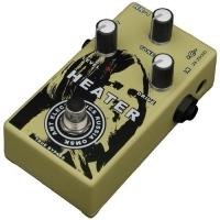 HR1 *Heater* Gitar Overdrive/Booster Pedal