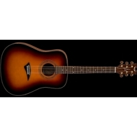 Tradition S2 - Vintage Sunburst - Elektro Akustik Gitar