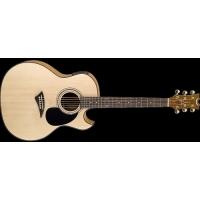 Florentine AK48 - Parlak Natural - Elektro Akustik Gitar