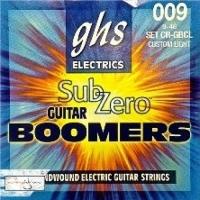 Boomers Sub-Zero 09-46 Custom Light Light - Elektro Gitar Teli