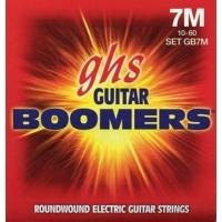 Boomers 10-60 Light - 7 Telli Elektro Gitar Teli