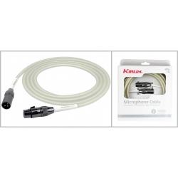 MSQ220BNG - 7.6 Metre Mikrofon Kablosu - Beyaz