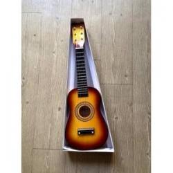 6 Telli Çocuk Gitarı - Sunburst