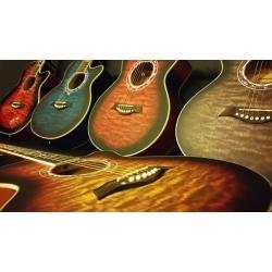 FG4012C - İnce Kasa Akustik Gitar