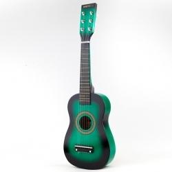 6 Telli Çocuk Gitarı - Greenburst