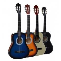 M831 - 38'' Klasik Gitar (Pembe)