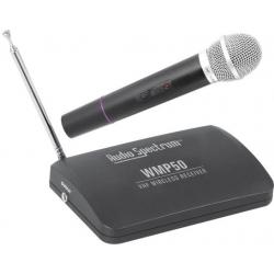 ASWMP50H - Kablosuz El Mikrofonu 170.245 MhZ