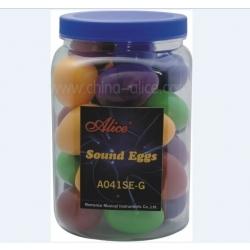 Yumurta Marakas (Plastik Kavanoz İçinde 28 Adet)