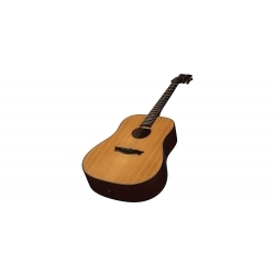 AXDGN - AXS Dreadnought Akustik Gitar - Gloss Natural