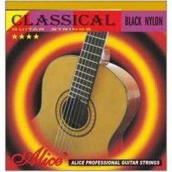 A105BK Klasik Gitar Teli (Siyah Naylon)
