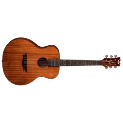 AXMINIMAH - AXS Mini Akustik Gitar - Mahogany