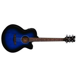 AXPEBB - AXS Performer Elektro Akustik Gitar - Blue Burst