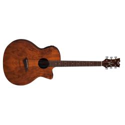 AXSPALT - AXS Spalt CAW Elektro Akustik Gitar - Gloss Natural