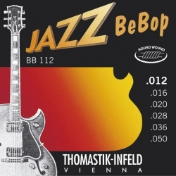 BB112 - 12/50 Jazz Bebop (Light) - Elektro Gitar Teli