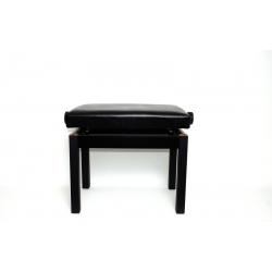 Ayarlı Piyano Taburesi (Siyah)