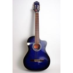 AC965H - Cutaway Klasik Gitar (Blueburst)