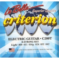 Criterion 09-42 Light - Elektro Gitar Teli