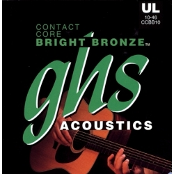 Contact Core 10-46 Extra Light - Akustik Gitar Teli
