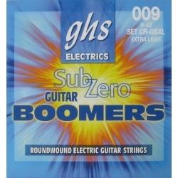 Elektro Gitar Teli Sub-Zero Gtr Boomers Extra Light