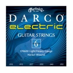 D9600 - Darco (Light/Heavy) 10-52 Elektro Gitar Teli
