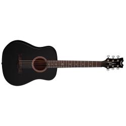FLYBKS - Flight Mahogany Travel Guitar BKS