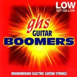 Boomers 10-46 Low Tune - Elektro Gitar Teli
