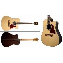 Gibson Songwriterdeluxe Studio EC RW Naturel Elektro Akustik Gitar