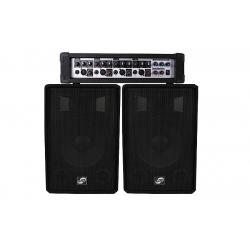 HA104 - Taşınabilir Ses Sistemi
