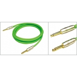 IM201PRG - 3 Metre Enstrüman Kablosu - Yeşil