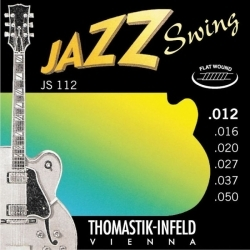 JS112 - 12/50 Swing Jazz (Medium/light) Elektro Gitar Teli