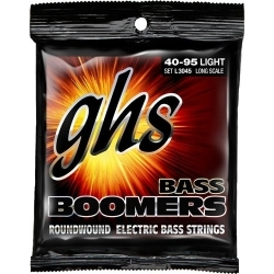 Boomers 40-95 Light *Long Scale* - 4 Tel Bass Gitar Teli
