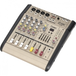 LFX-4DU - 4 Kanal 200W Power Mixer - USB