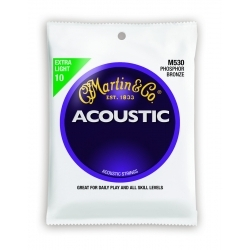 41M530 - Phosphor Bronze (10-47) Extra Light - Akustik Gitar Teli