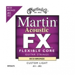 MFX675 - 80/20 Bronze (Custom Light) 11-52 Akustik Gitar Teli