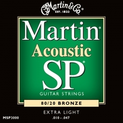 Life Span SP 10-47  - Akustik Gitar Teli
