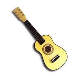 6 Telli Çocuk Gitarı - Sarı