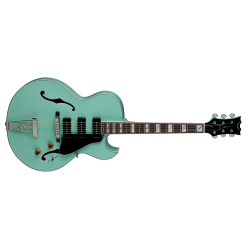PLSG - PAlomino SG - Elektro Gitar - Sea Green