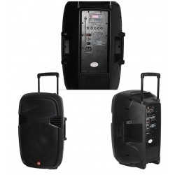 PAQ15BL - 120 Watt Amplifikatör