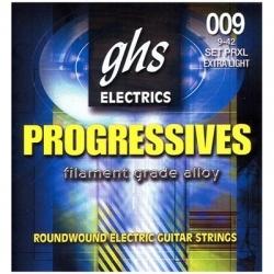 Elektro Gitar Teli Progs 009-042