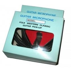 Yapıştırmalı Gitar Piezo Manyetik