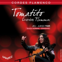 T50R - Tomatito Flemenko Normal Tansiyon Klasik Gitar Teli