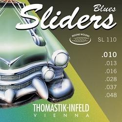 SL110 - 10/48 Sliders Elektro Gitar Teli
