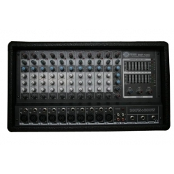 SMP-1020 - 10 Kanal 600W Power Mixer