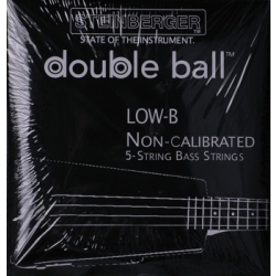 Double Ball Low B - 5 Telli Bass Gitar Teli