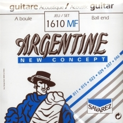 1610MF - Argentine Jazz Gitar Light Tension - Akustik Gitar Teli